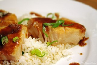 seabass over rice from jasonandshawnda.com