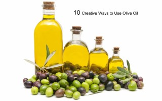 10 Creative Ways to Use Olive Oil