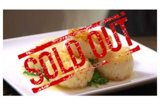 Sold Out_Leaning Ladder_Chef Amber