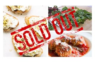 Sold Out_Leaning Ladder_Chef Alan