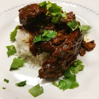 CHOCOLATE BALSAMIC CHICKEN MOLE- Pic 2-Leaning Ladder-Woodstock